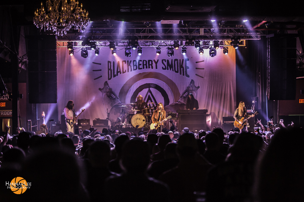 Blackberry Smoke @ Fillmore