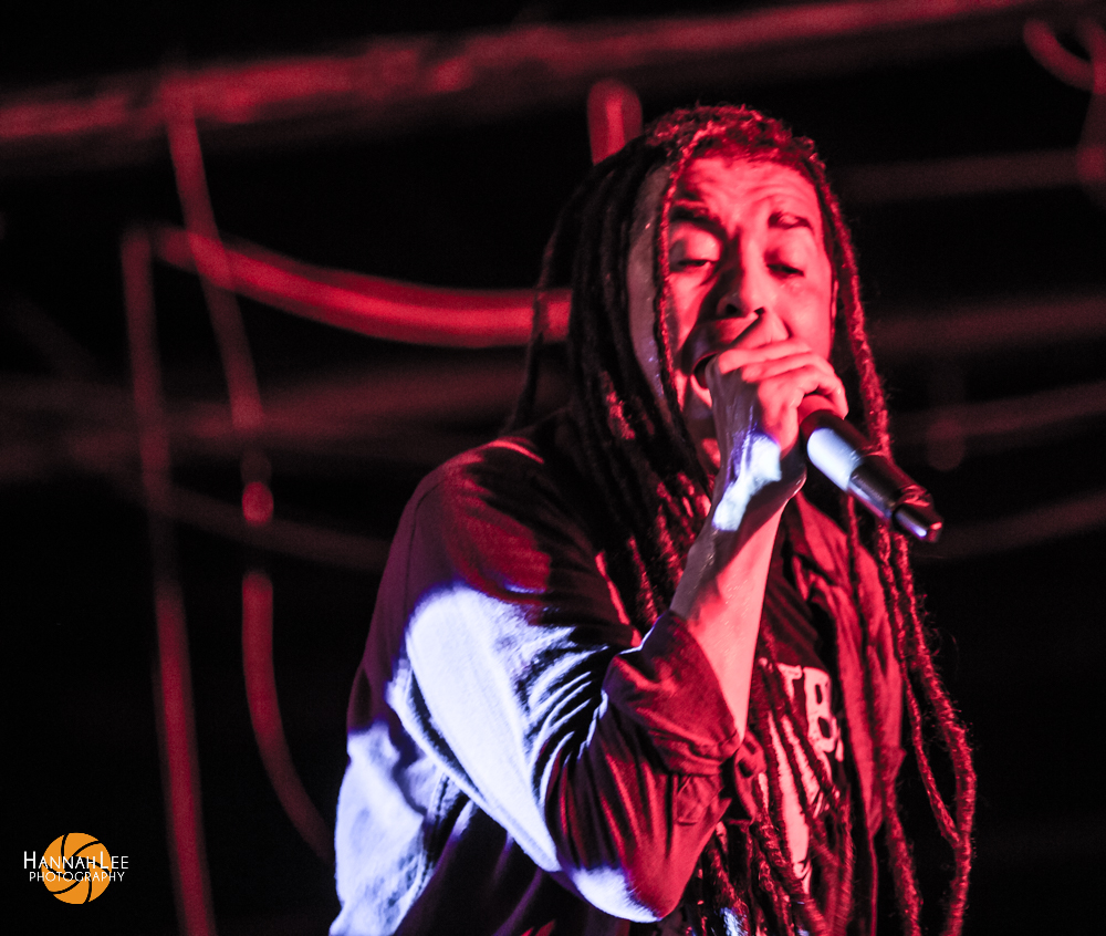 Nonpoint @ The International, Knoxville TN.