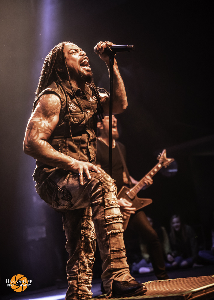 Sevendust @ The Masquerade in ATL