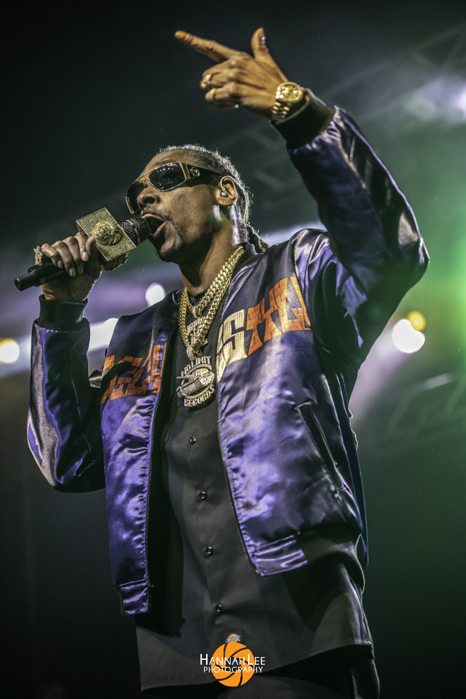Snoop Dogg at The Fillmore, Charlotte.